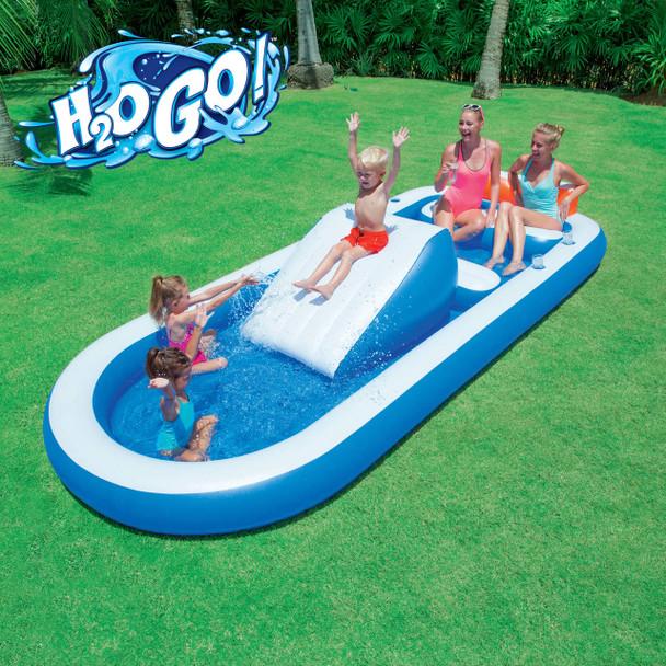 H2OGO! Dual Pool Family Pool