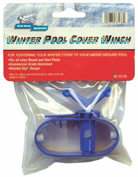 Winter Swimming Pool Cover Winch