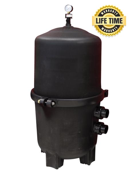 Black Diamond 525 Quad Cartridge Filter Tank
