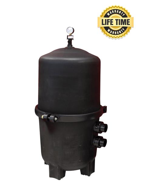 Black Diamond 425 Quad Cartridge Filter Tank