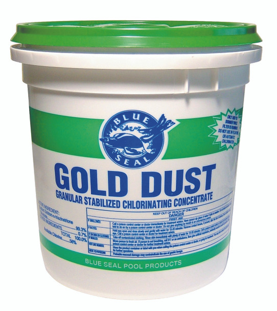 Gold Dust Granular Swimming Pool Chlorine Sodium Dichloro-S-Triazinetrione Dihydrate