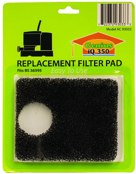 Replacement Filter Pad - Fits IQ 350