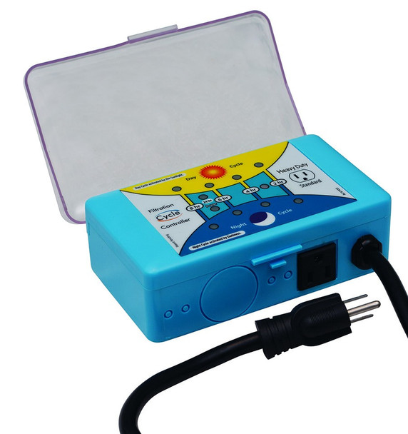 Sunlight Activated Pool Timer - Stardard 20 amp