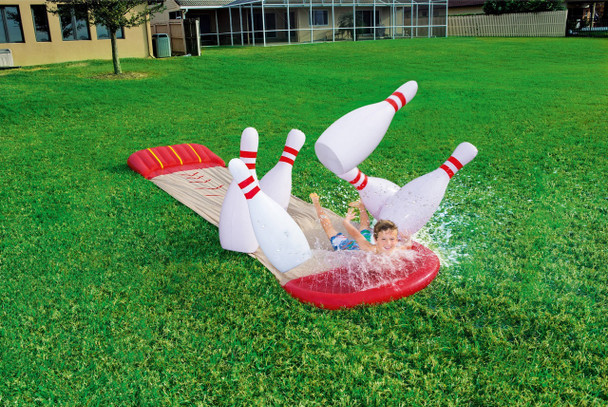 H2OGO!™ Slide-n-Splash Bowling