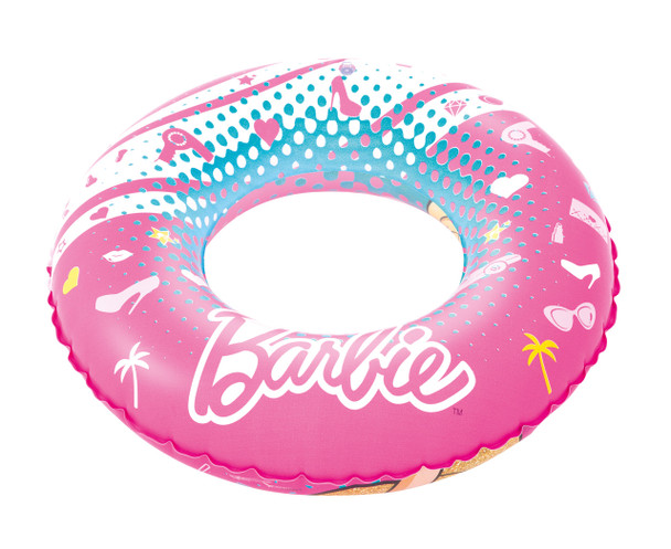 "22"" Barbie Swim Ring"