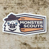 Monster Scouts Sticker