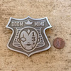 Doom Mime Officer Badge