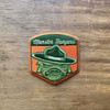 Monster Rangers Swampy Camp Patch
