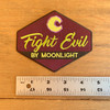 Fight Evil By Moonlight Patch