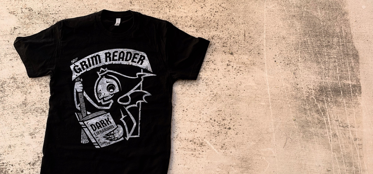 GRIM READER SHIRT