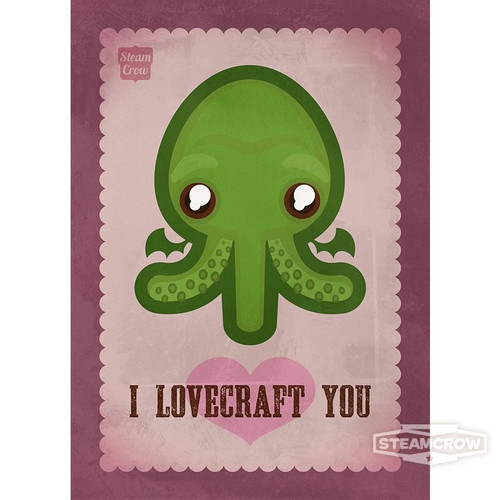 Lovecraft You Miniprint