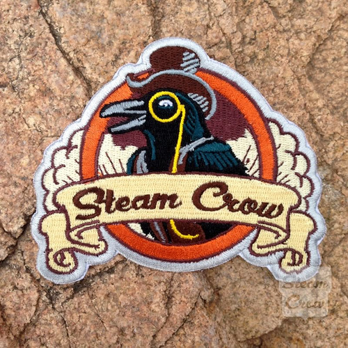 Steam Crow Patch