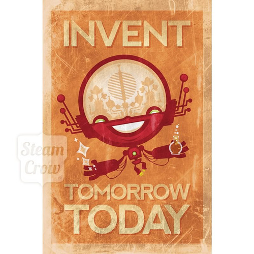 Invent Tomorrow Today
