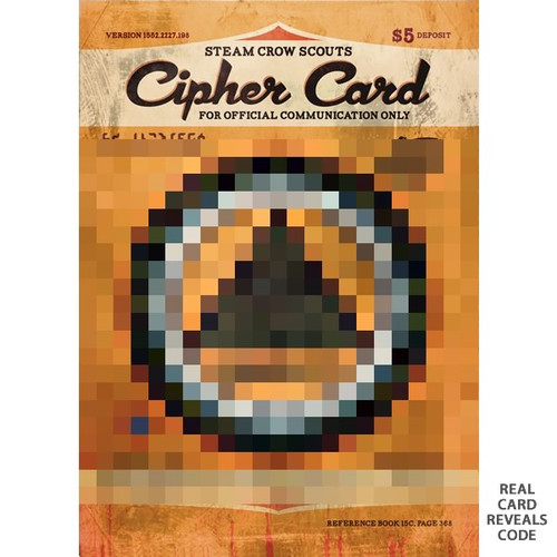 Cipher Card
