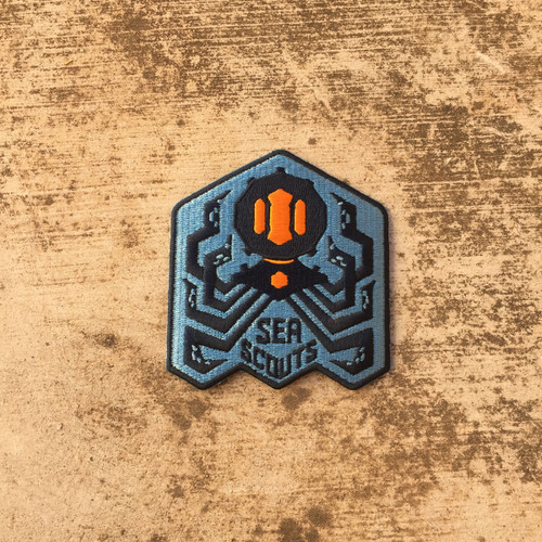DeepSea Scouts Core Patch