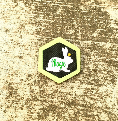 Magic Rabbit Spirit Badge