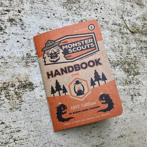 Monster Scouts Handbook One