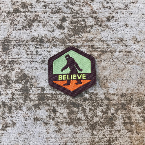 Believe Spirit Badge