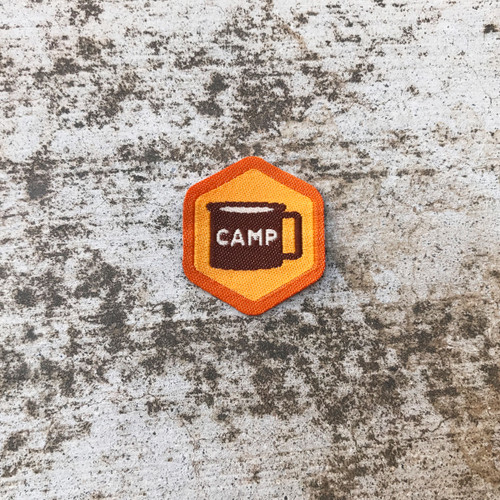 Camp Mug Spirit Badge