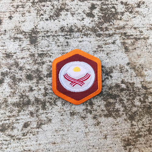 Breakfast Spirit Badge