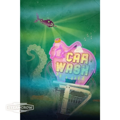 Undersea Car Wash