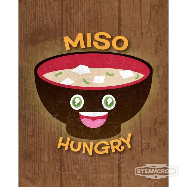 Miso Hungry 8x10