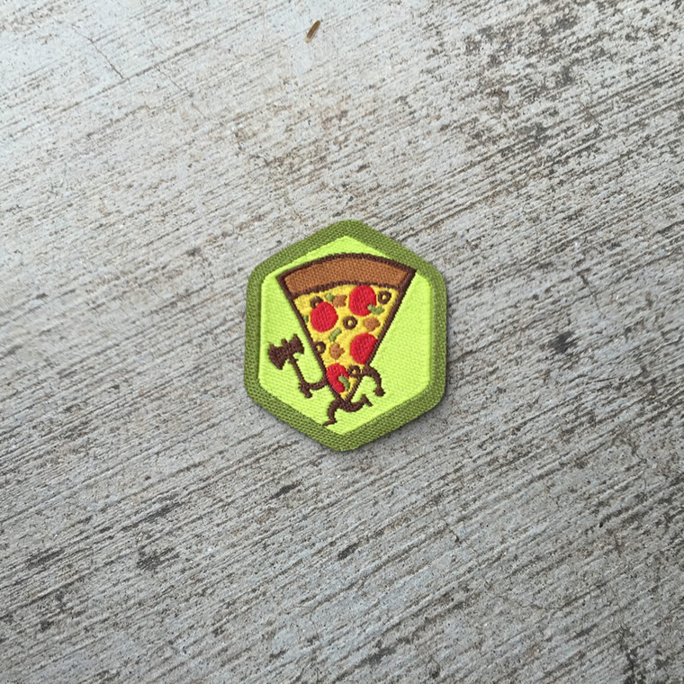 Pizza Paladin Spirit Badge