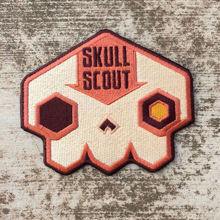 Skull Scouts Core Patch