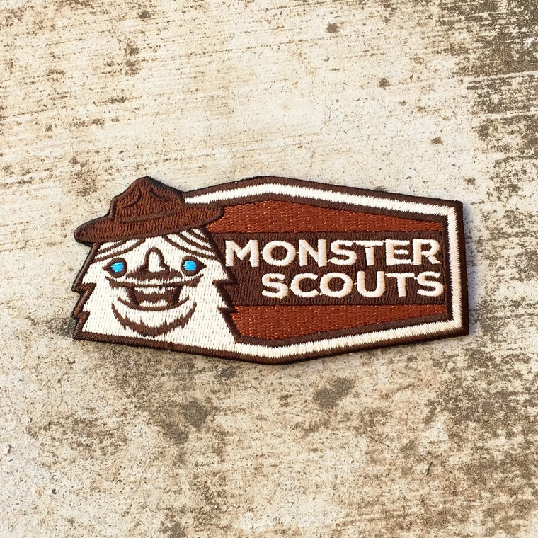 Monster Scouts Yeti Patch
