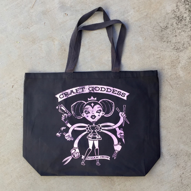 Craft Goddess Tote