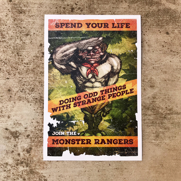 Spend Your Life Print