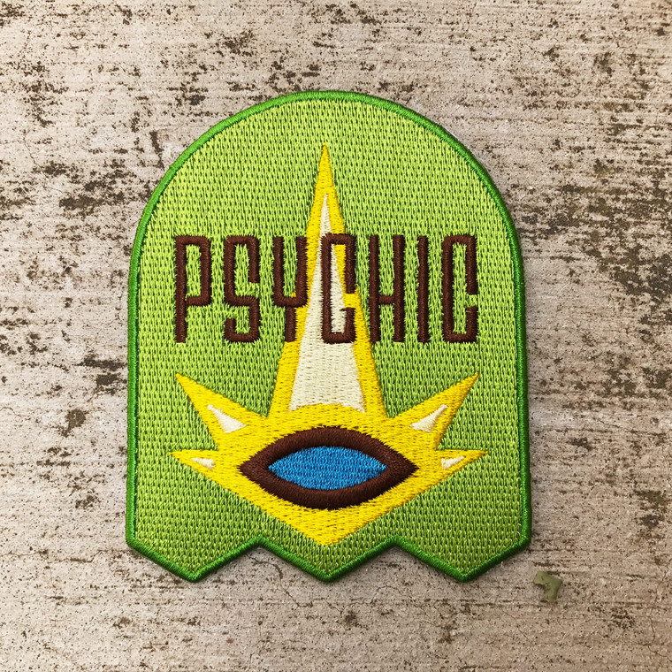 Psychic Scouts Core Patch