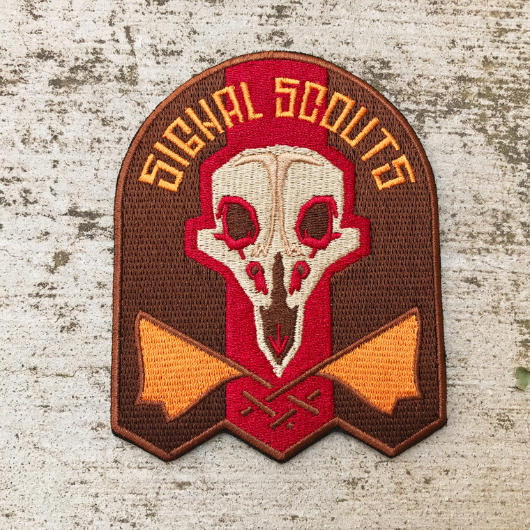 Signal Scouts Core Patch