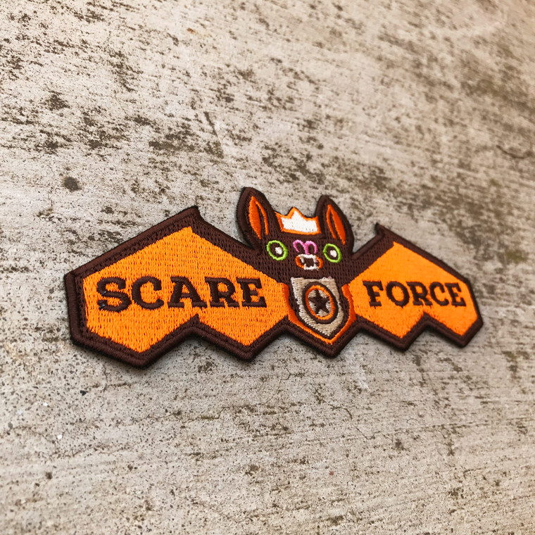 Scare Force Core Patch