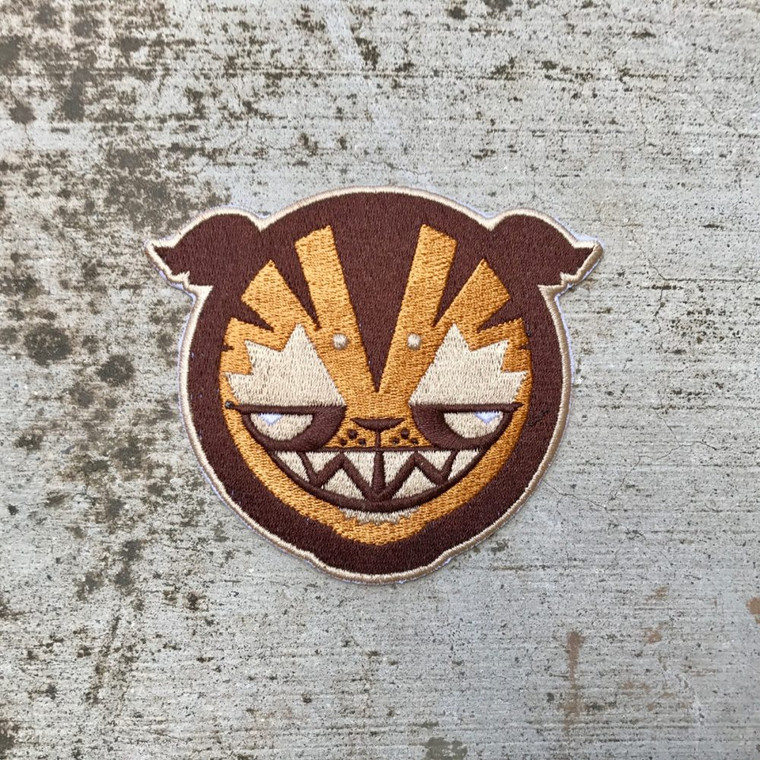 Cargo Tiger Patch