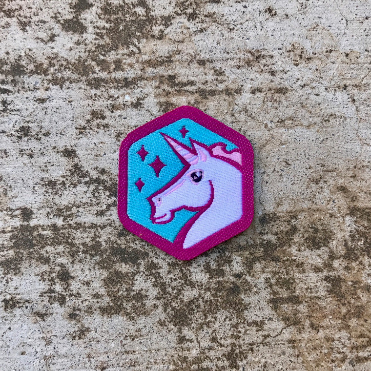 Unicorn Spirit Badge