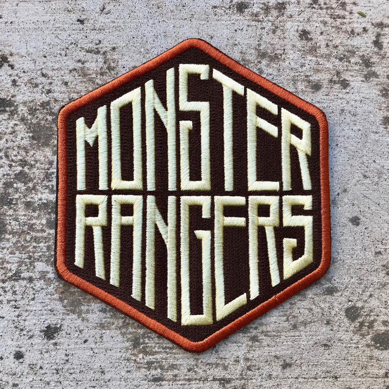 Monster Rangers Hex Patch