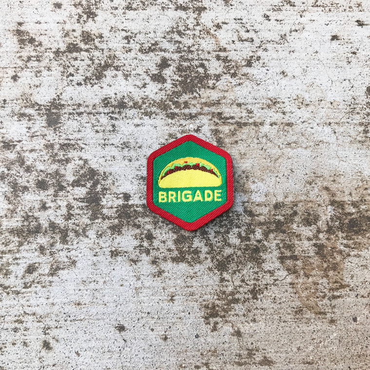 Taco Brigade Spirit Badge