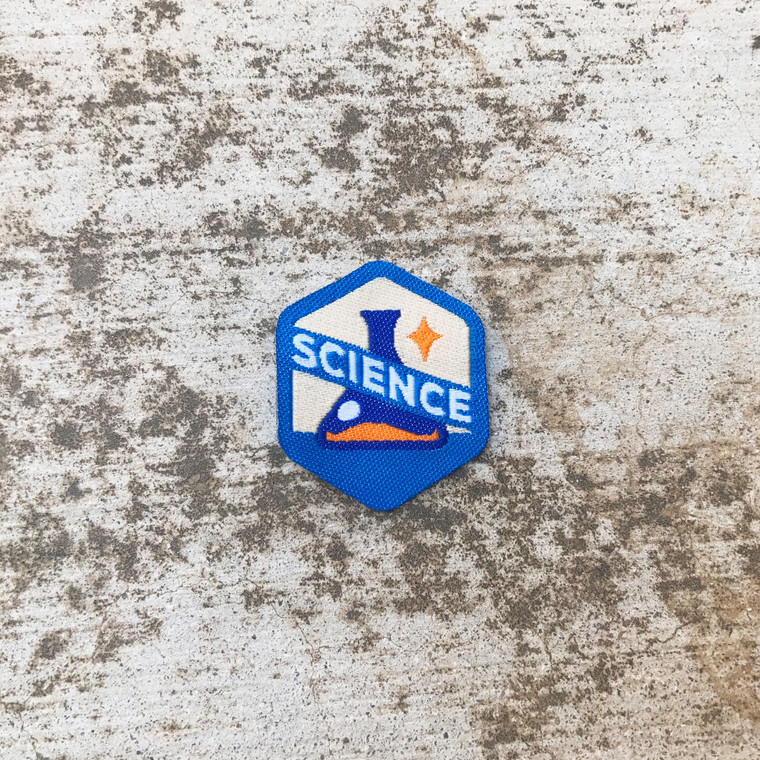 Science Spirit Badge