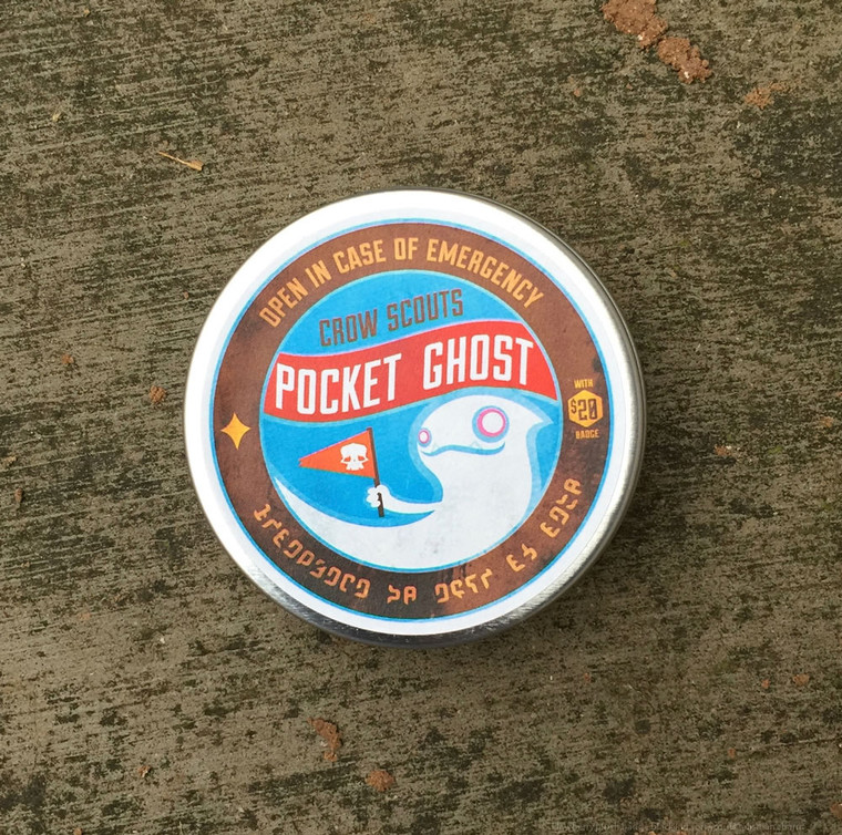Pocket Ghost Tin