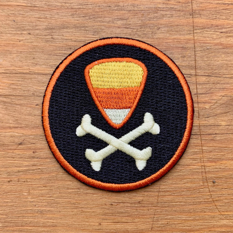 Candy Corn Merit Patch