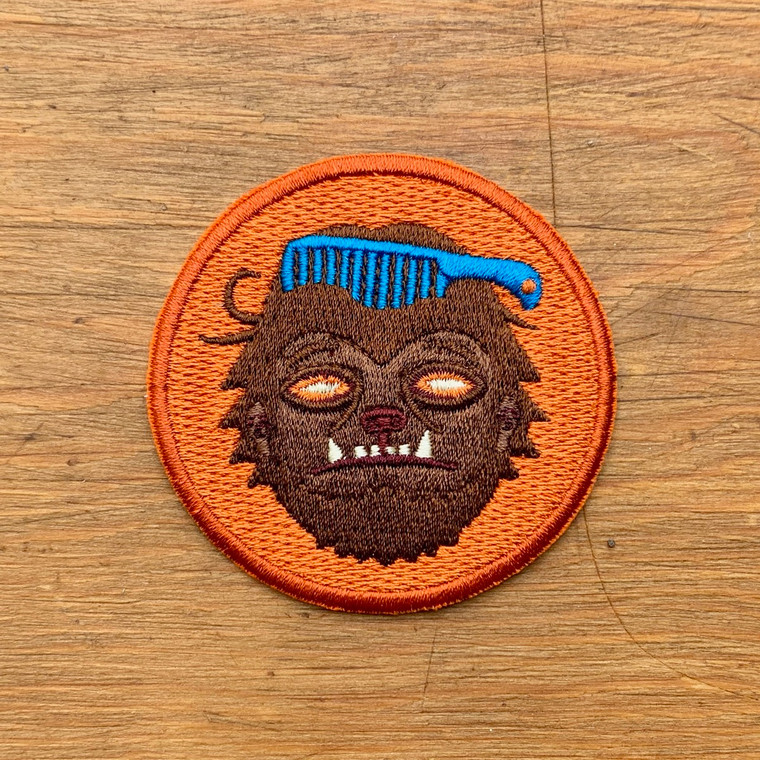 Werewolf Lad Merit Patch