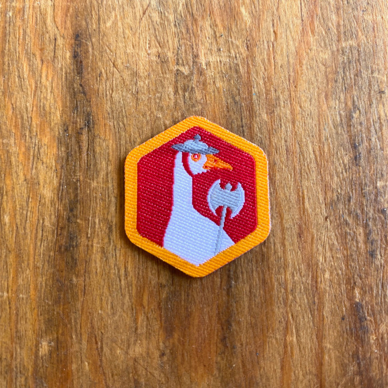 Battle Goose Spirit Badge