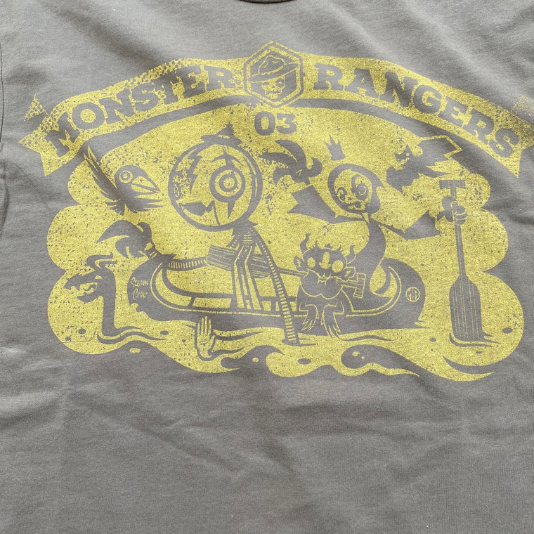Monstro Camp Canoe Shirt