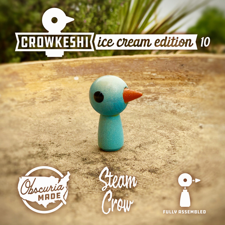 Crowkeshi Ice Cream Edition