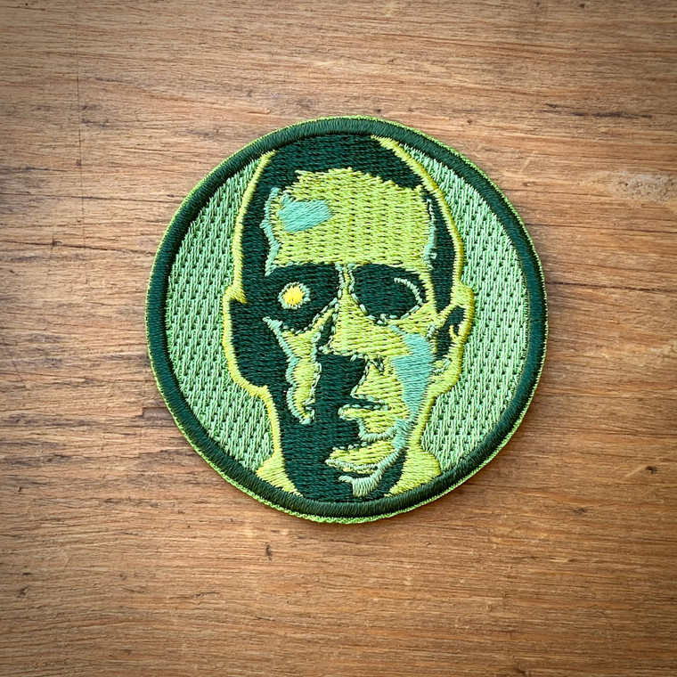 SDCC Exclusive HP Lovecraft Round Patch