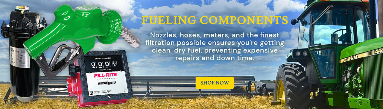 Fueling Components - Shop Now