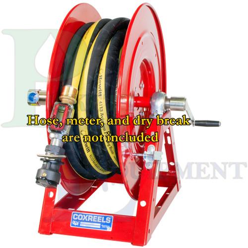 Fuel Hose Hand-crank Reel
