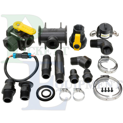 Dura-ABS Auto-Batch Direct Injection System Parts