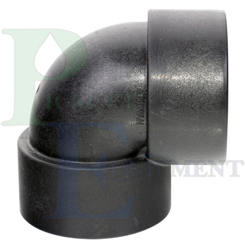 """Pipe 90° Elbow Fitting - 2"""" FPT"""